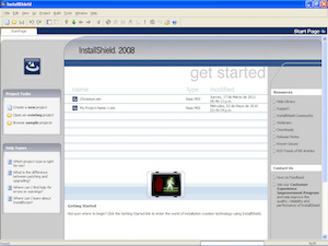 InstallShield software, via Wikipedia.