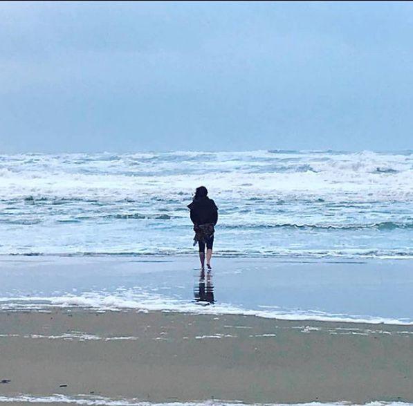 Wild Entrepreneur Woman Business Spiritual Water Ocean Wisdom