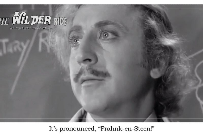 Young Frankenstein Episode 7: Brainy Smurf questions Doctor Frankenstein