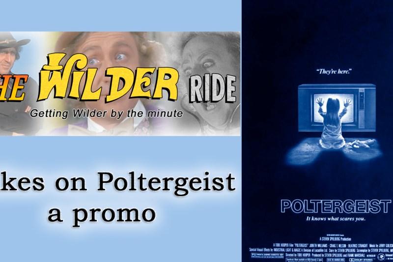 Poltergeist Bonus Episode 2: Poltergeist promo – A Team mashup