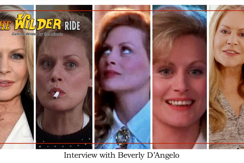 Christmas Vacation Bonus Episode 8: Interview with Beverly D'Angelo