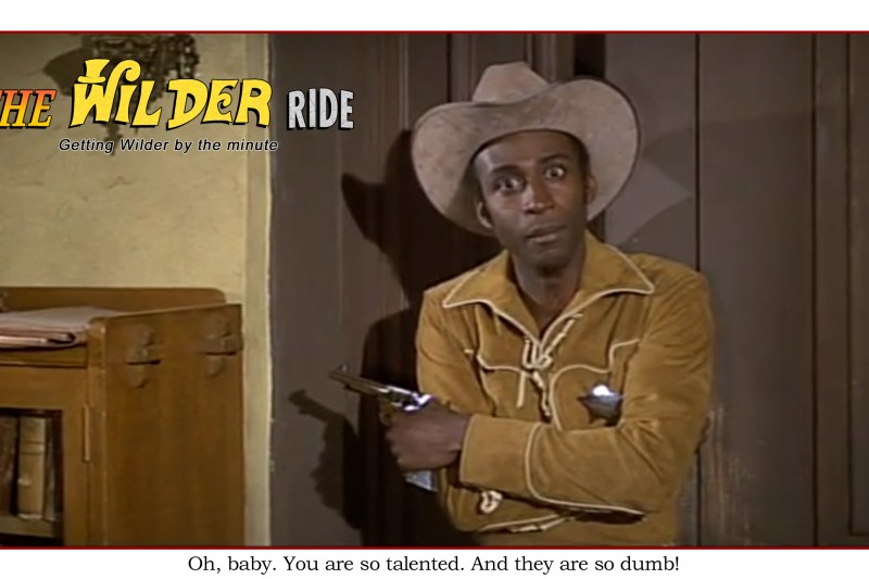 Blazing Saddles Episode 31: And they are so dumb