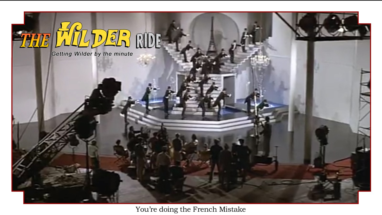 French Mistake - Blazing Saddles