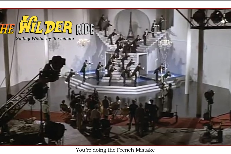 Blazing Saddles episode 84: You're doing the French Mistake