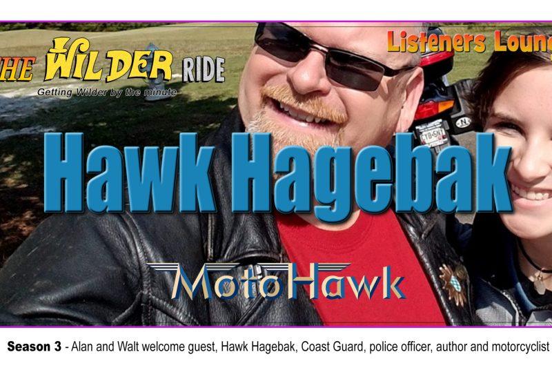 TWR Listeners Lounge – Hawk Hagebak
