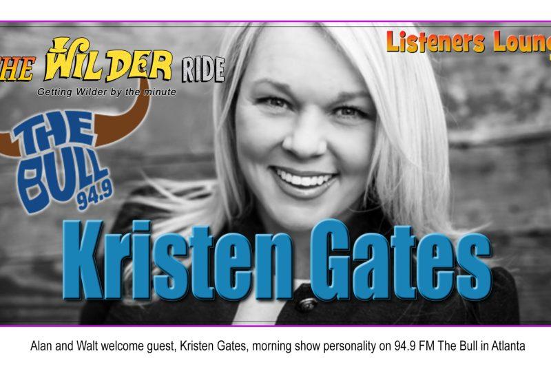 TWR Listeners Lounge – Kristen Gates