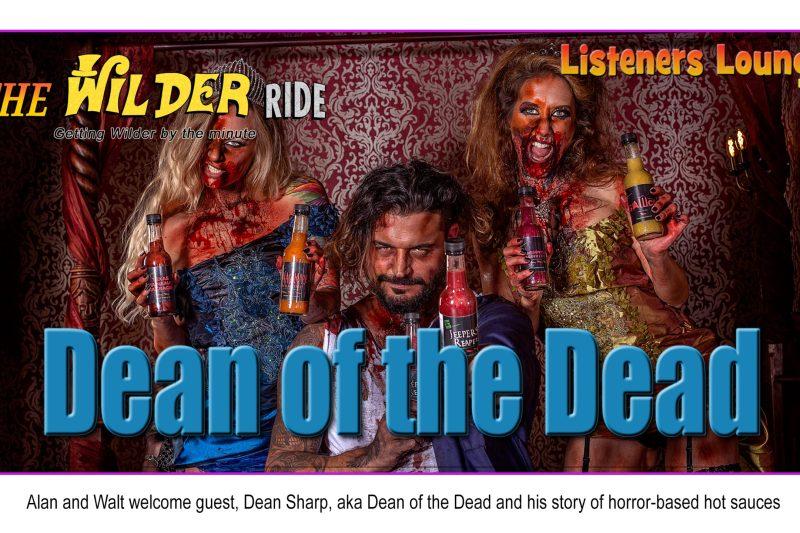 TWR Listeners Lounge – Dean of the Dead