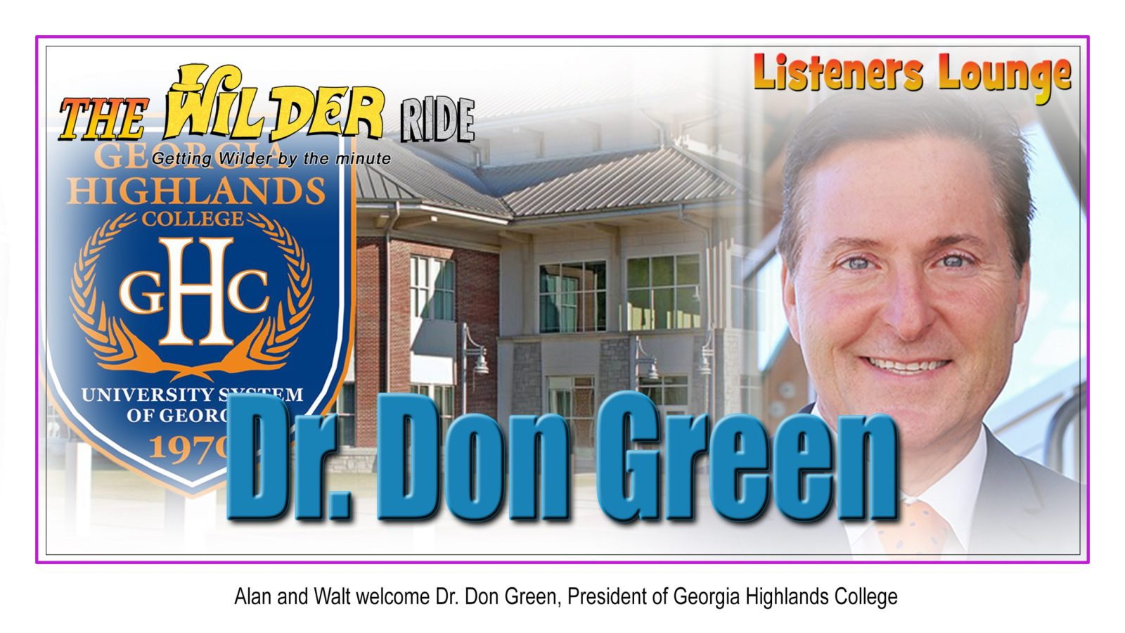 Dr. Don Green