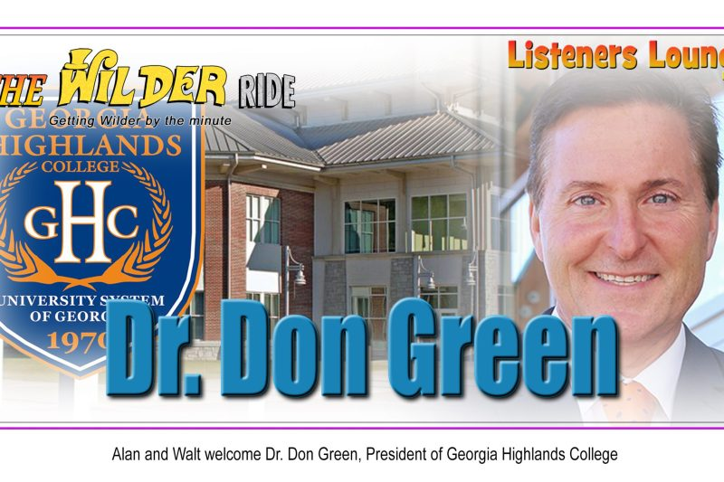 TWR Listeners Lounge – Dr. Don Green