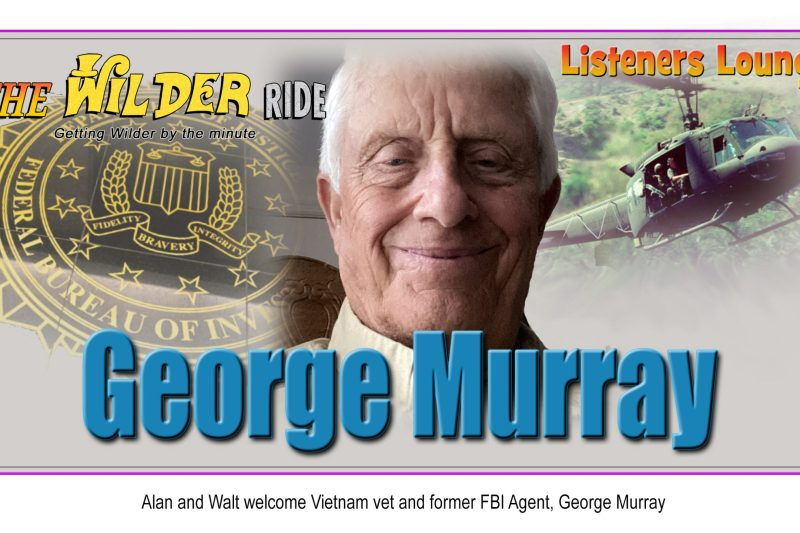 TWR Listeners Lounge – George Murray