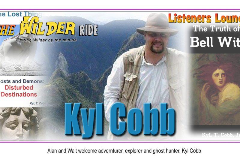 TWR Listeners Lounge – Kyl Cobb