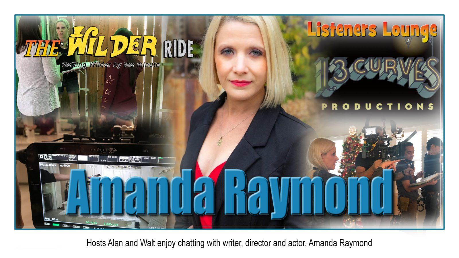 Amanda Raymond