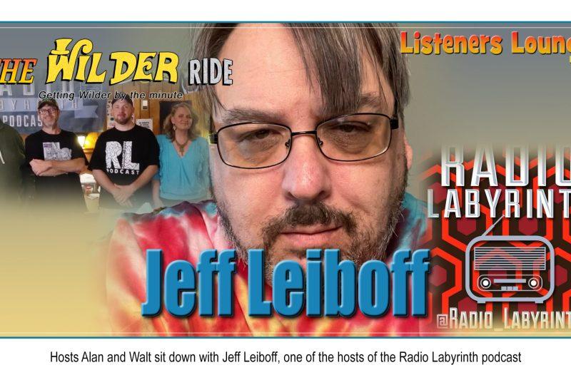 TWR Listeners Lounge – Jeff Leiboff