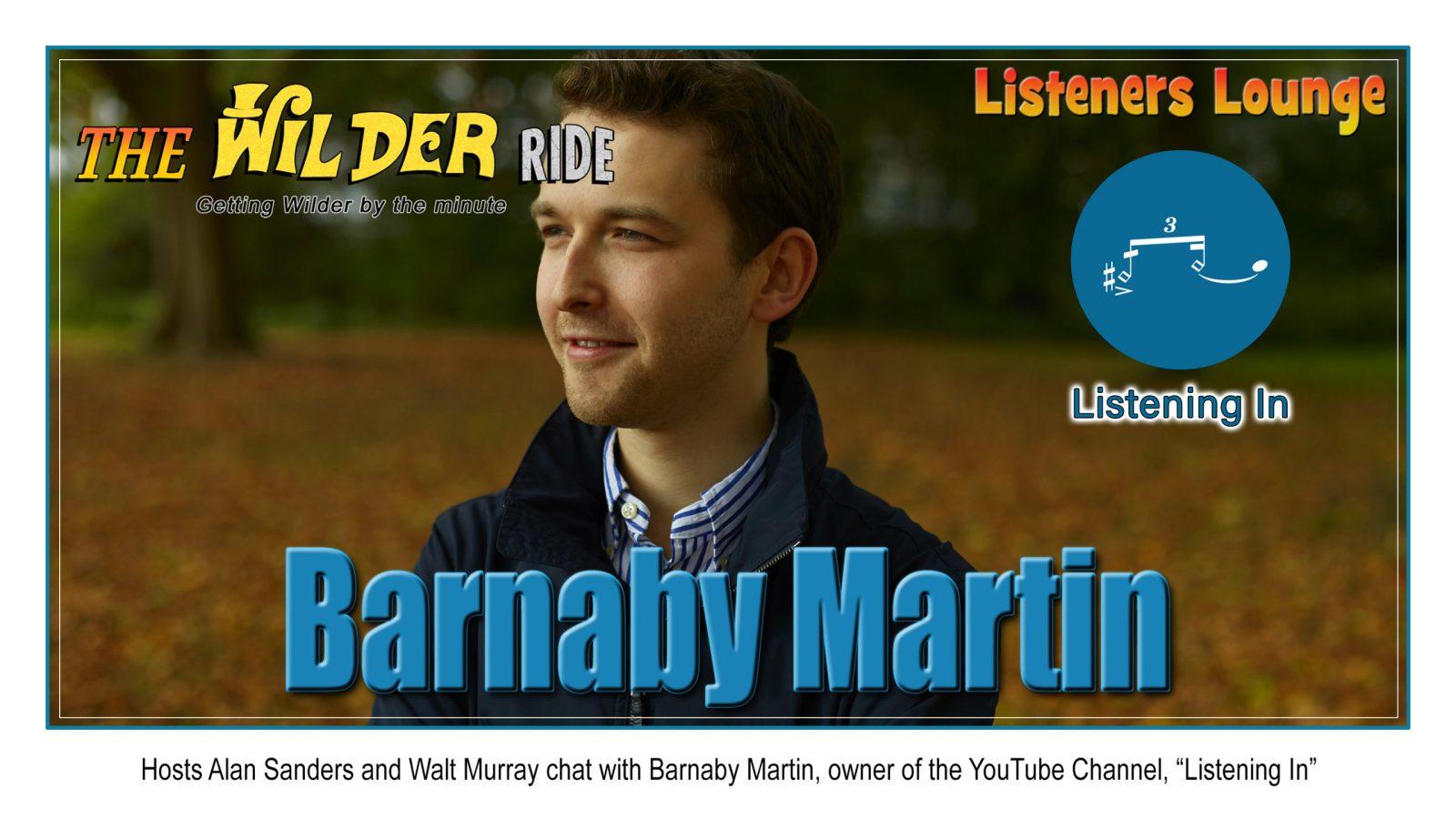 Barnaby Martin