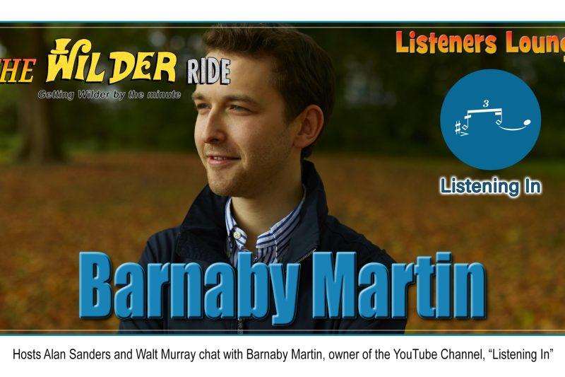 TWR Listeners Lounge – Barnaby Martin