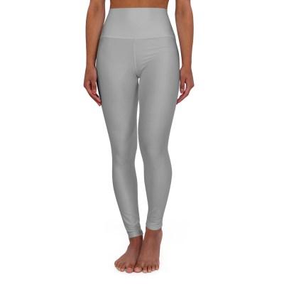 Dusky Grey Yoga Leggings