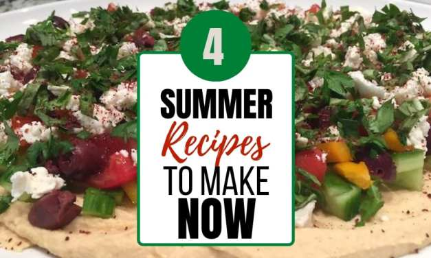 Summer Veggie Recipe Roundup – 4 Fresh Dishes to Make Now