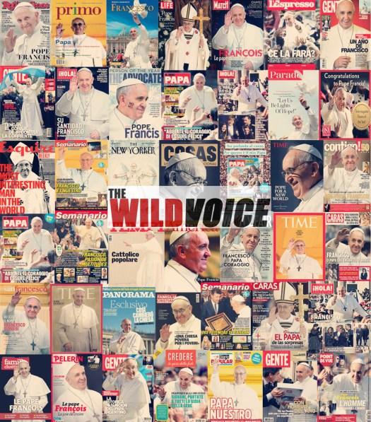Papa Francisco, Falso Profeta, Jorge Mario Bergoglio, La VOZ SALVAJE, María Divina Misericordia