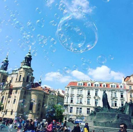 Prague Bubbles