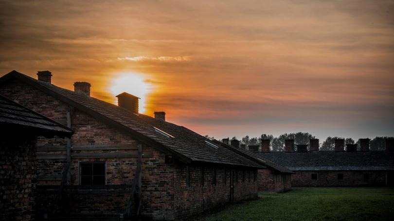 Birkenau Barracks