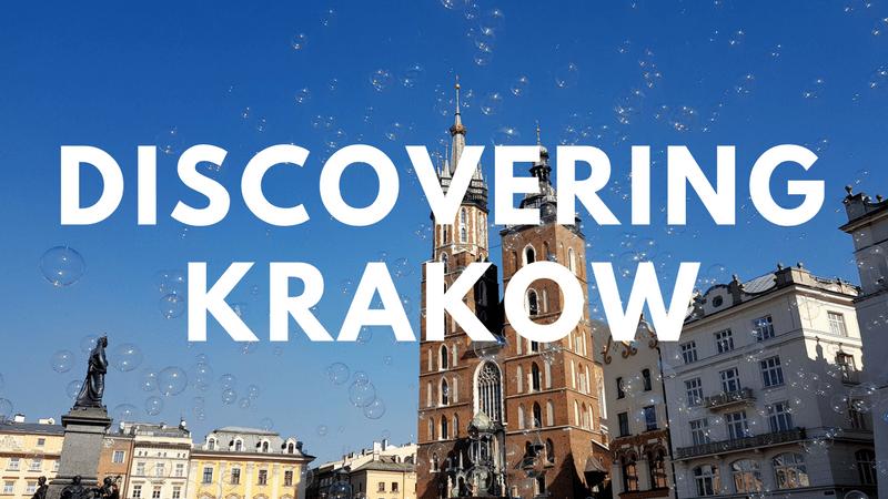 Discovering Krakow
