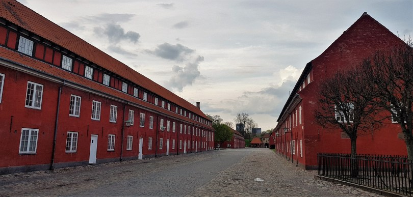 Kastellet Red Rows