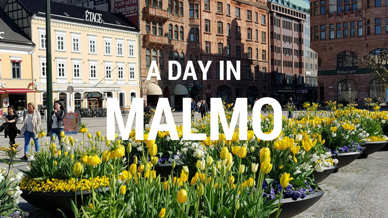 How To Spend A Day In Malmo