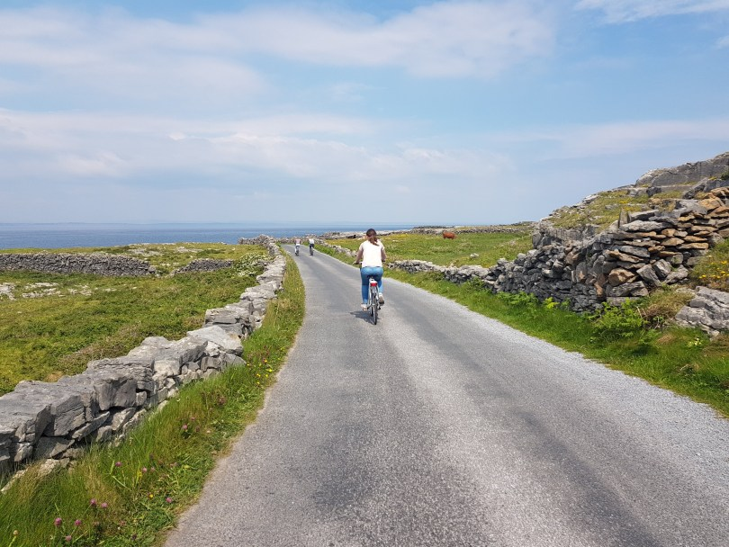 Cycling Aran Islands