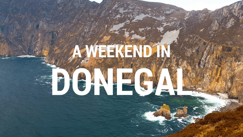 Visiting Donegal