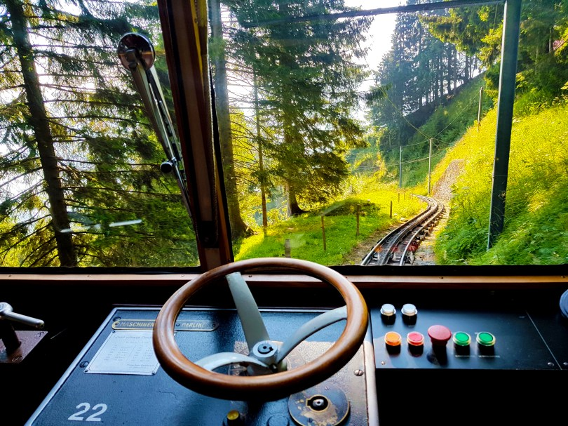 Mount Pilatus Cogwheel Train
