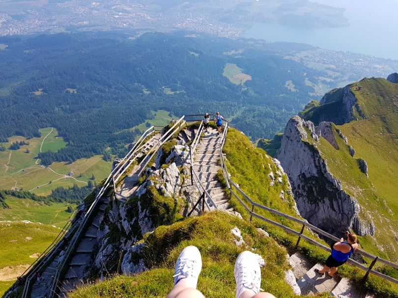 Esel Viewpoint Mount Pilatus