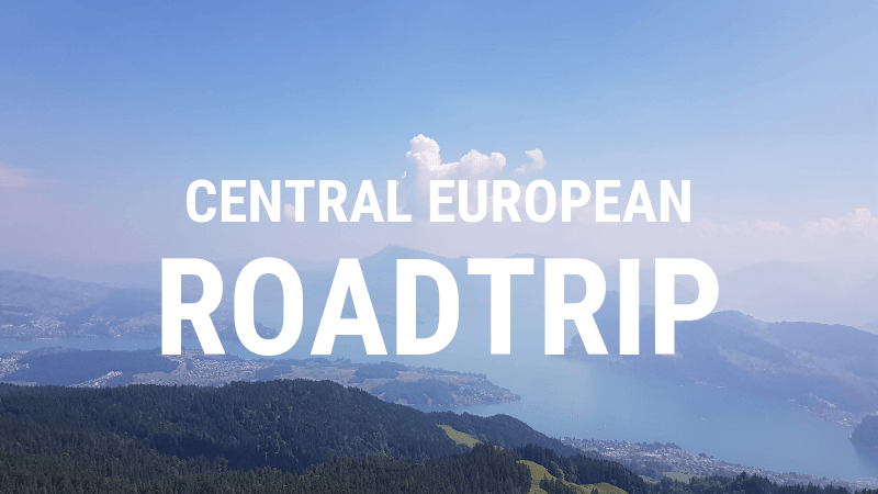 Central European Roadtrip