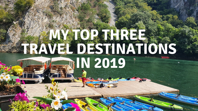 Top destinations 2019