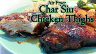 Char Sui Chicken Thighs