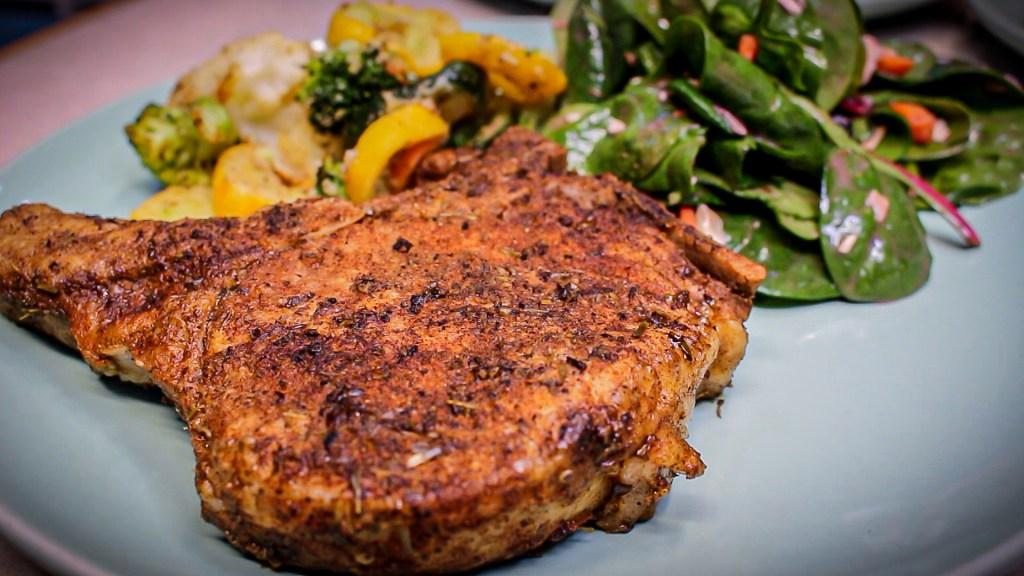southwest pork chops in the instant pot