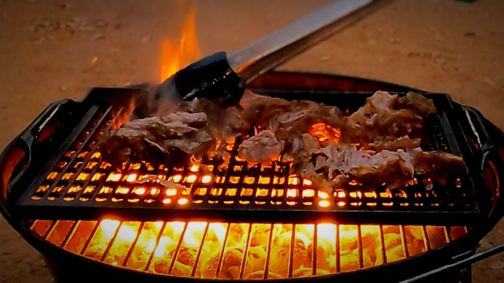 Flame Broiled Carnitas
