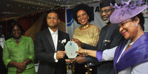 Imoke Wins Best Governor Award