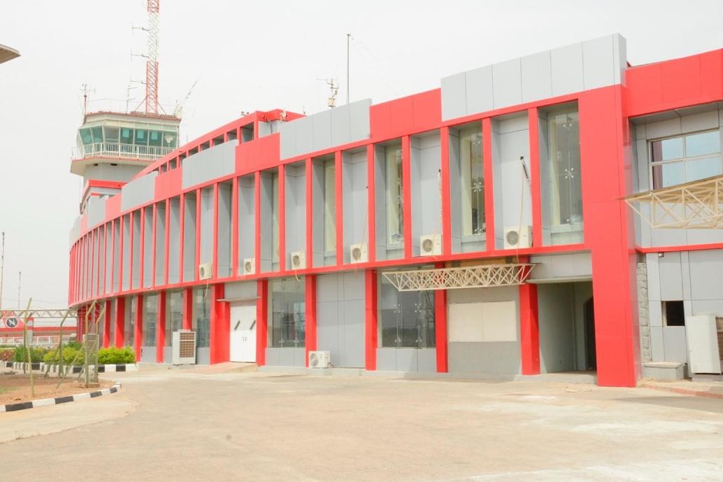Kano 2013 Airport International Nigeria