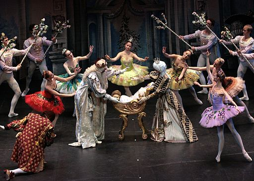 Sleeping Beauty fairies ballet