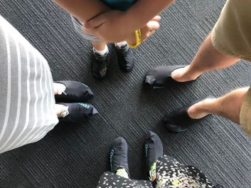 pixie feet
