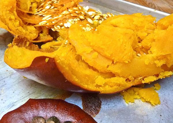 Roasting a Pumpkin