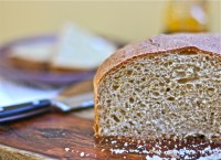 Whole Wheat Boule with Fennel Seed
