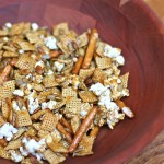 toffee party mix