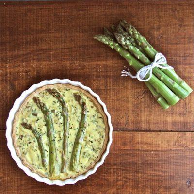 asparagus quiche 3