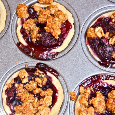 Very Berry Mini-Pies