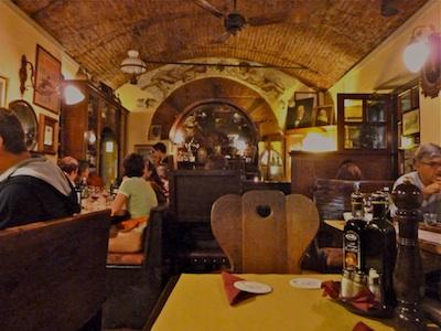Florence restaurant