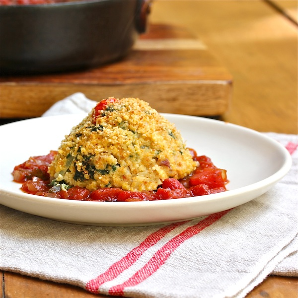 healthy, make ahead kale and quinoa baked croquettes