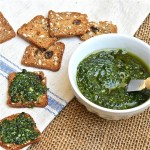 kale pesto, condiment