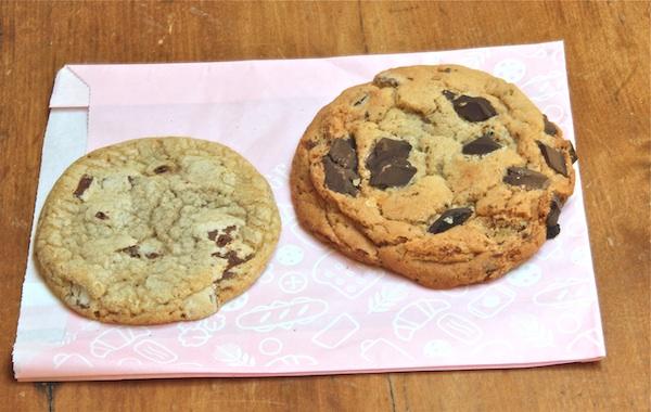 Chocolate Chunk Cookie, Starbucks