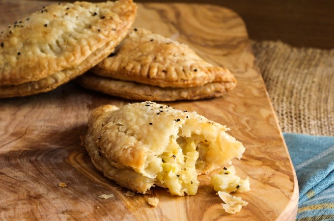 Vegetarian Cornish Pasties